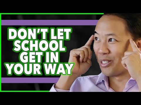 Jim Kwik: Don't Let School Get In The Way of Your Learning