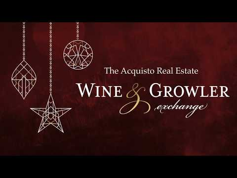 Acquisto Real Estate Annual Wine and Growler Exchange