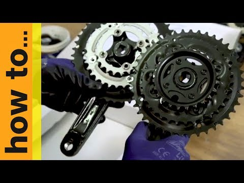 How To... Replace Your Crankset