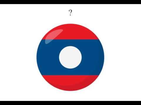 What Flag Is This 🇱🇦 Flag Emoji