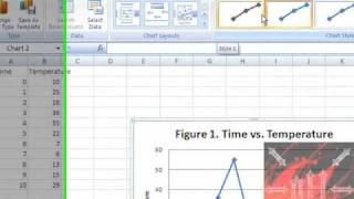 Easy Way To Make A Graph On Excel From Scratch Excel 2007 Or 2010