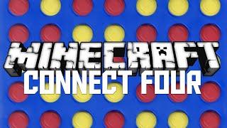 Minecraft: Connect Four Creation! (mc Mini Game Creation) | Ijevin