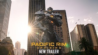 Pacific Rim Uprising Official Trailer 2 hd