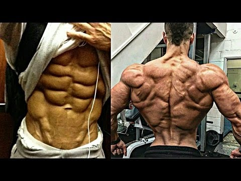 The Most Incredible Shredded Physiques In The World (Motivation)