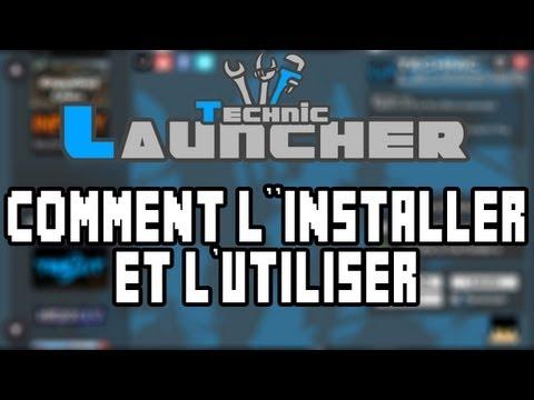 Technic Launcher - Comment l'installer et l'utiliser ! Tuto Minecraft