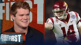 Sam Darnold on what separates him from other QB