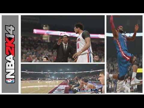 NBA 2K14 - Next Gen MyCAREER | COACH SENDS BARRY OUT TO GET BUCKETS | Episode 4