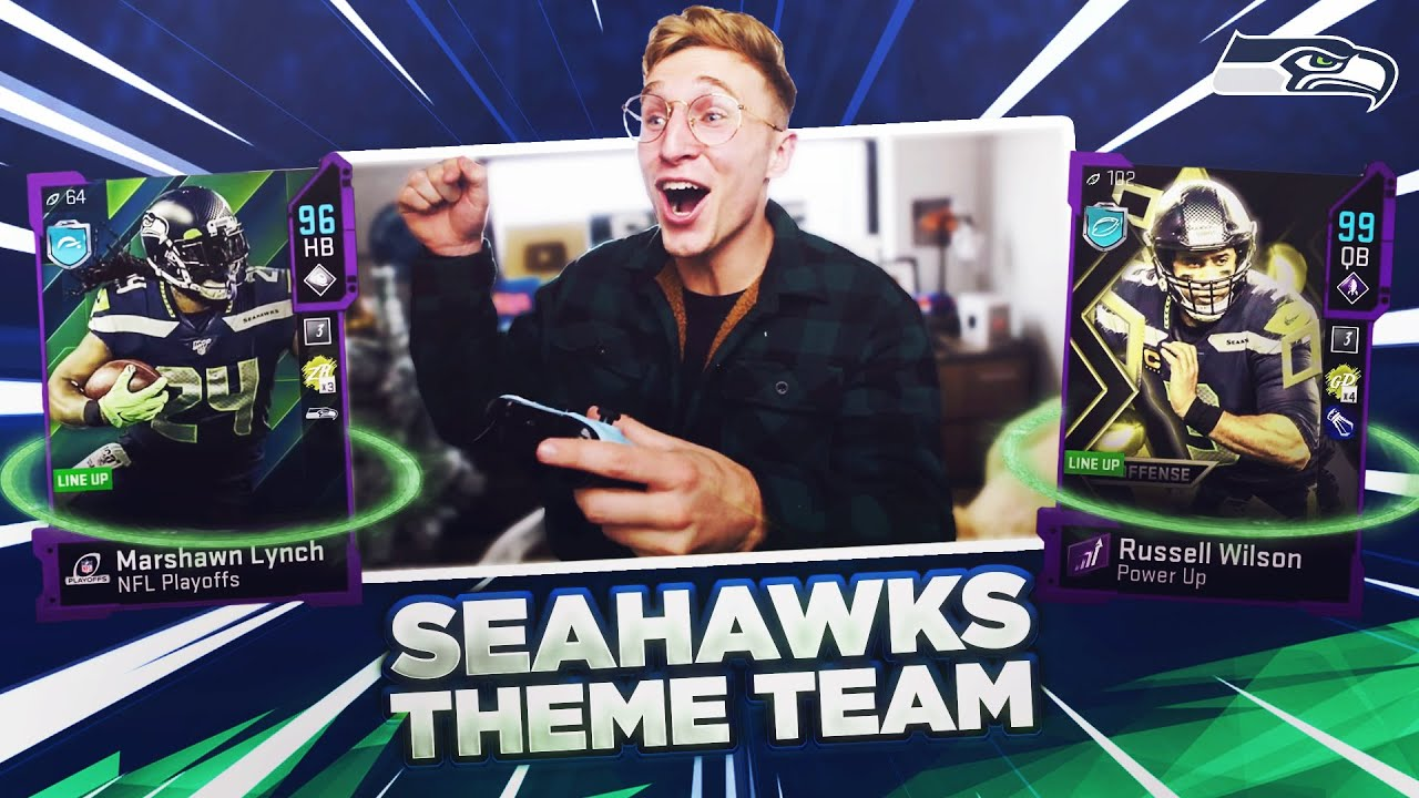 The All-Time Seahawks Team!