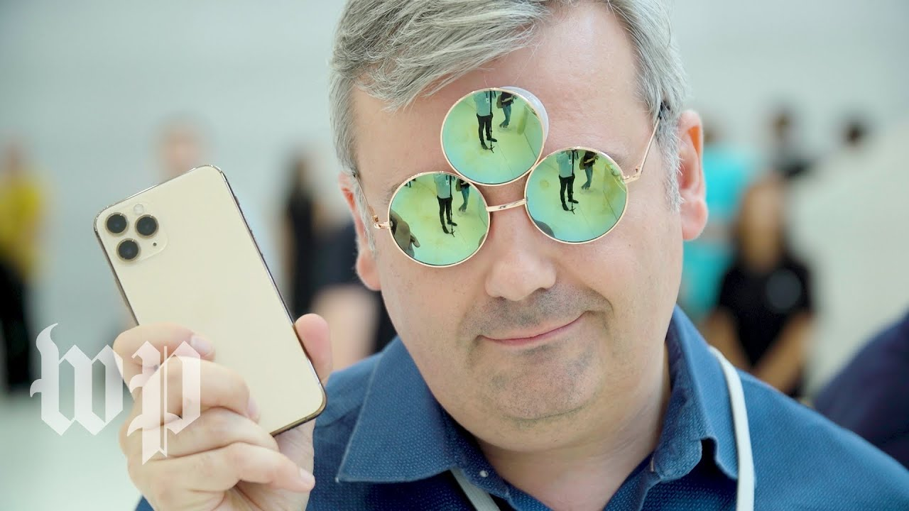 New iPhone 11 Pro: Three lenses are better than two. But it'll cost you $1,000.