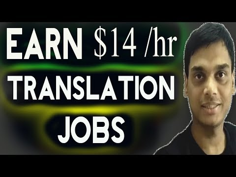 Earn from Translation jobs Explained   Translators jobs for all languages   Hindi