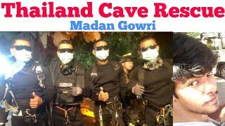 Thailand Cave Rescue | Tamil | Madan Gowri | MG