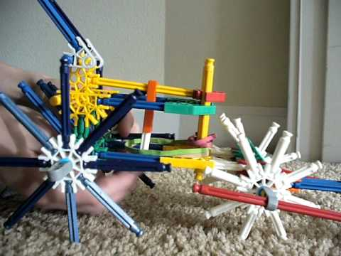 knex battle car