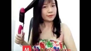 {Mỹ Nương Shop} Cách tạo kiểu tóc với Sonar 3 in 1 không bị khô và sơ tóc