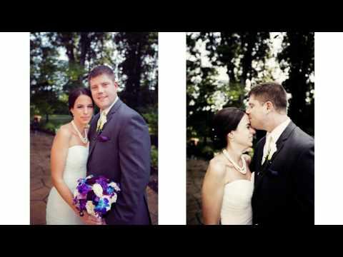 Mike and Rachel - Wedding photographers Columbus