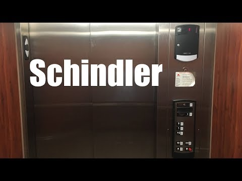 Schindler 330A Hydraulic Elevator @ River Point Professional Bld - Fox River Grove, IL