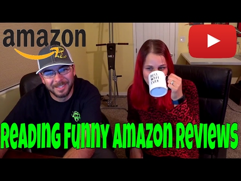 Try Not To Laugh Challenge As We Read Funny Amazon Reviews (Cringe Warning)