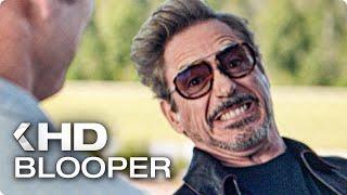 Download AVENGERS 4: Endgame All Bloopers & Bonus Clips (2019) Video