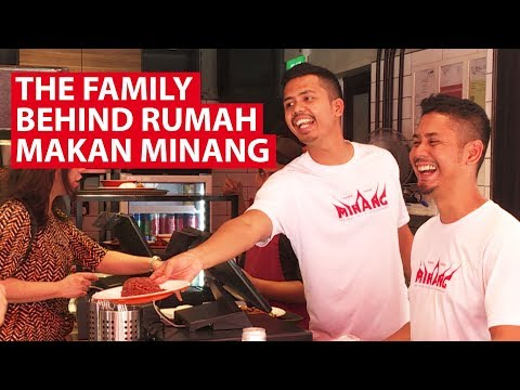 The Family Behind Rumah Makan Minang | On The Red Dot | CNA Insider