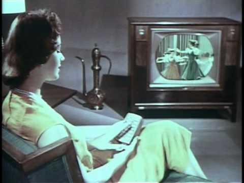 The First Television Remote Control! (1961)