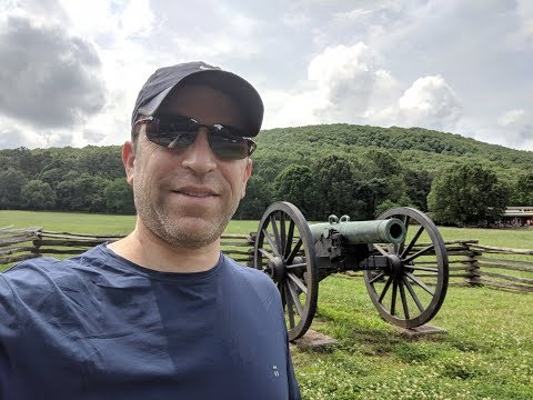 My Day At Kennesaw Mountain National Battlefield Park