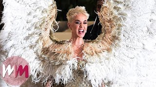 Top 10 Stunning Katy Perry Red Carpet Looks