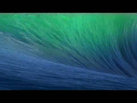 Mac OS X Mavericks Wallpaper Download