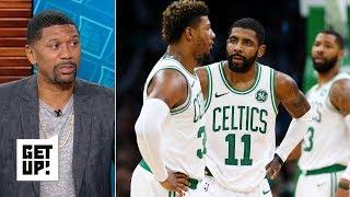 Kyrie Irving needs to make his Celtics' teammates better – Jalen Rose | Get Up!