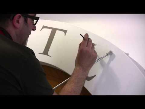 Tom Collins Sign Painter