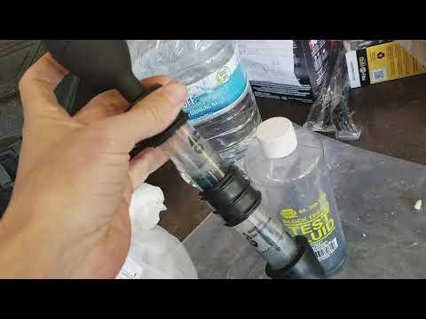 best way to test blown head gasket