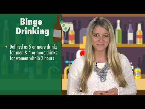 Did You Know - Occasional Binge Drinking May Increase Risk for Liver Damage