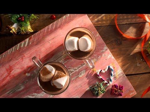 Hot Chocolate Recipe   How to Make Cadbury Hot Chocolate
