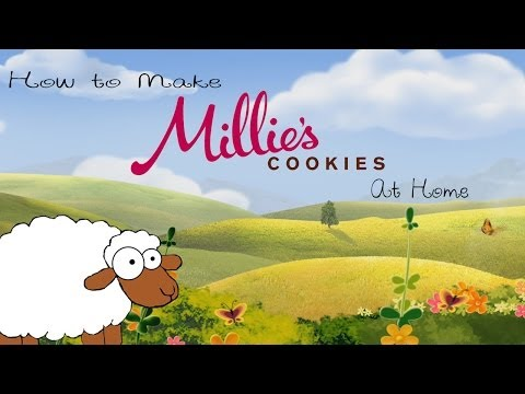 How To Make Millie's Choc Chip Cookies at Home