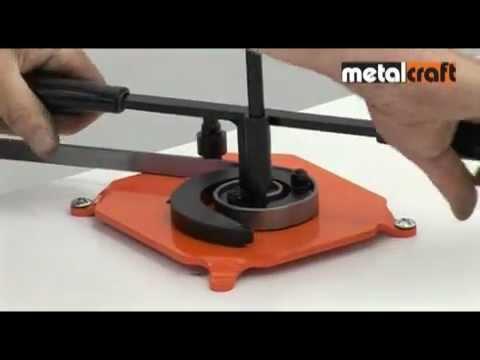 Metalcraft MK2/3 Scroll Bender