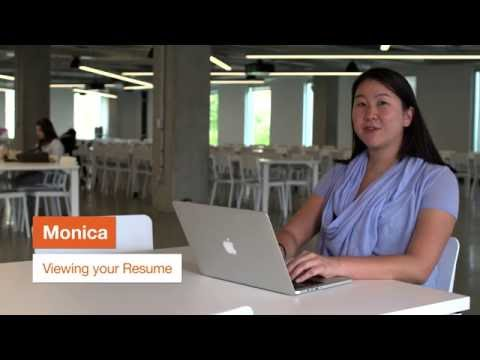 Viewing Your Resume on Indeed