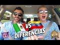 Comparando PALABRAS MEXICANAS Vs VENEZOLANAS Ft Mauricio Mejia