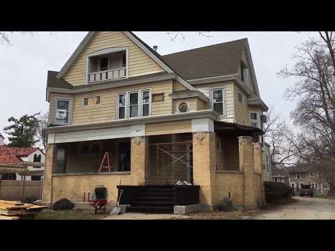 My old house renovation update