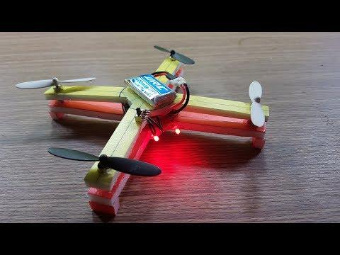 How to Make a Mini Quadcopter Simple