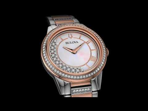NEW! BULOVA TURNSTYLE COLLECTION