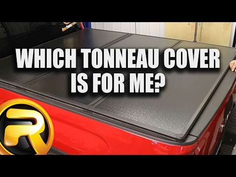 Which Tonneau Cover is for me?