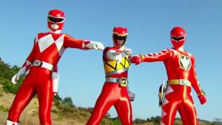 FAN-MADE: Power Rangers Dino Charge: Dino War (Part 1)