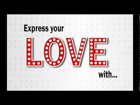 Express Your Love in this Valentine's Day with D'Amour 103 Love Greeting Cards
