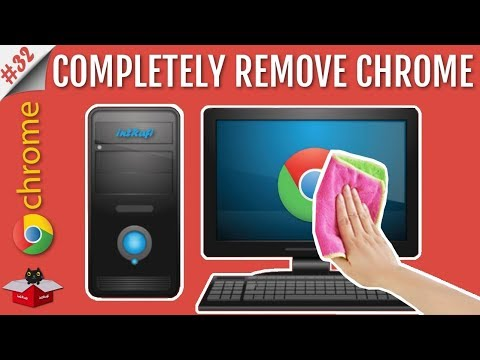 How to Delete/Remove/Uninstall Google Chrome Completely From Your Windows Computer