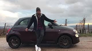 """2018 Fiat 500 C Collezione Fall/winter """"brunello"""" (1.2l, 69 Ps) - Fahrbericht   Review   Test-drive."""