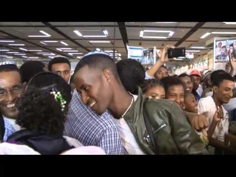 JPostTV: Gov't celebrates 'end' of Ethiopian aliya