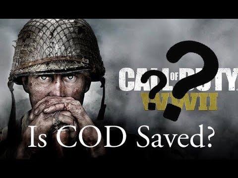 Did Call Of Duty WW2 Save COD?