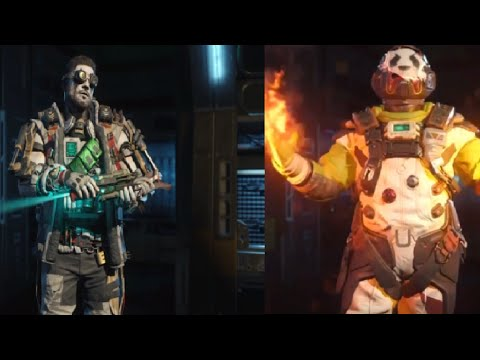 Call Of Duty Black Ops 3: ALL 9 NEW First Place Taunts From September Contraband