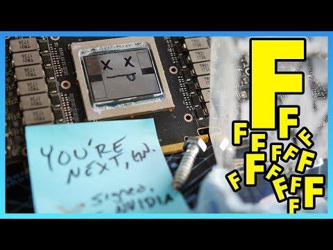 NVIDIA Plays the Victim & GPP Info Dump