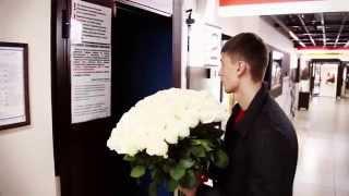 Вот ЭТО ПОСТУПОК!!! Предложение выйти замуж в кинотеатре