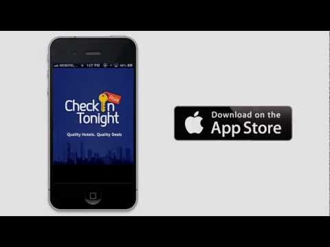 Last Minute Hotel Deals App on Your iPhone - CheckInTonight