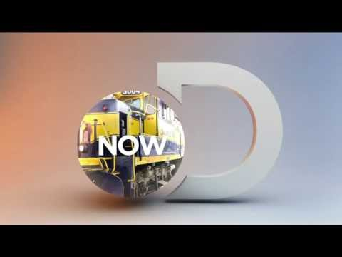 Discovery Channel HD UK - Easter Alaskan Advert & Continuity 2014